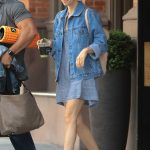 Jessica Biel Leaves Her Hotel in New York 08/10/2017-2