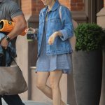 Jessica Biel Leaves Her Hotel in New York 08/10/2017-3