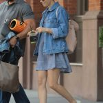 Jessica Biel Leaves Her Hotel in New York 08/10/2017-4
