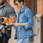 Jessica Biel Leaves Her Hotel in New York 08/10/2017-5
