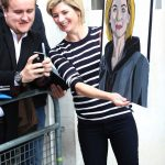 Jodie Whittaker Arrives at the BBC Radio Studios in London 08/12/2017-4