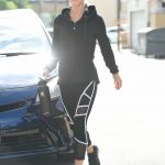 Julianne Hough Leaves Her Workout in LA 08/02/2017-4