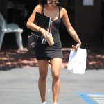 Karrueche Tran Goes Shopping Out in Los Angeles 08/10/2017-3