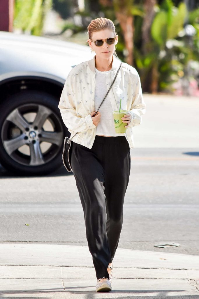 Kate Mara Was Spotted Out in Hollywood 08/23/2017-1