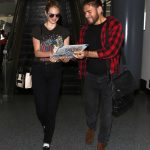 Kate Upton at LAX Airport in Los Angeles 08/10/2017-3