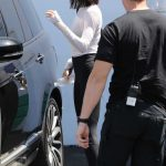 Kendall Jenner Exits a Studio in Calabasas 08/30/2017-4