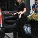 Kendall Jenner Leaves an Residential Building in New York City 08/03/2017-3