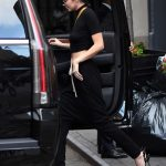 Kendall Jenner Leaves an Residential Building in New York City 08/03/2017-5
