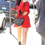 Kylie Jenner Leaves il Tramezzino Italian Restaurant in Beverly Hills 08/14/2017-2