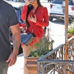 Kylie Jenner Leaves il Tramezzino Italian Restaurant in Beverly Hills 08/14/2017-3