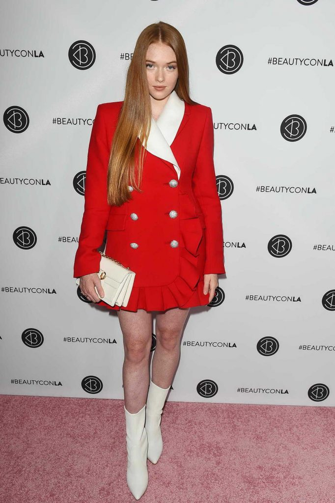 Larsen Thompson at the 5th Annual Beautycon Festival Los Angeles 08/12/2017-1