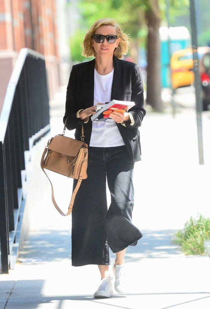 Naomi Watts Was Seen Out in New York 08/16/2017-1