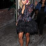 Rita Ora Arrives at the Delilah Night Club in West Hollywood 08/03/2017-2