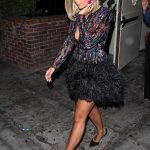 Rita Ora Arrives at the Delilah Night Club in West Hollywood 08/03/2017-3