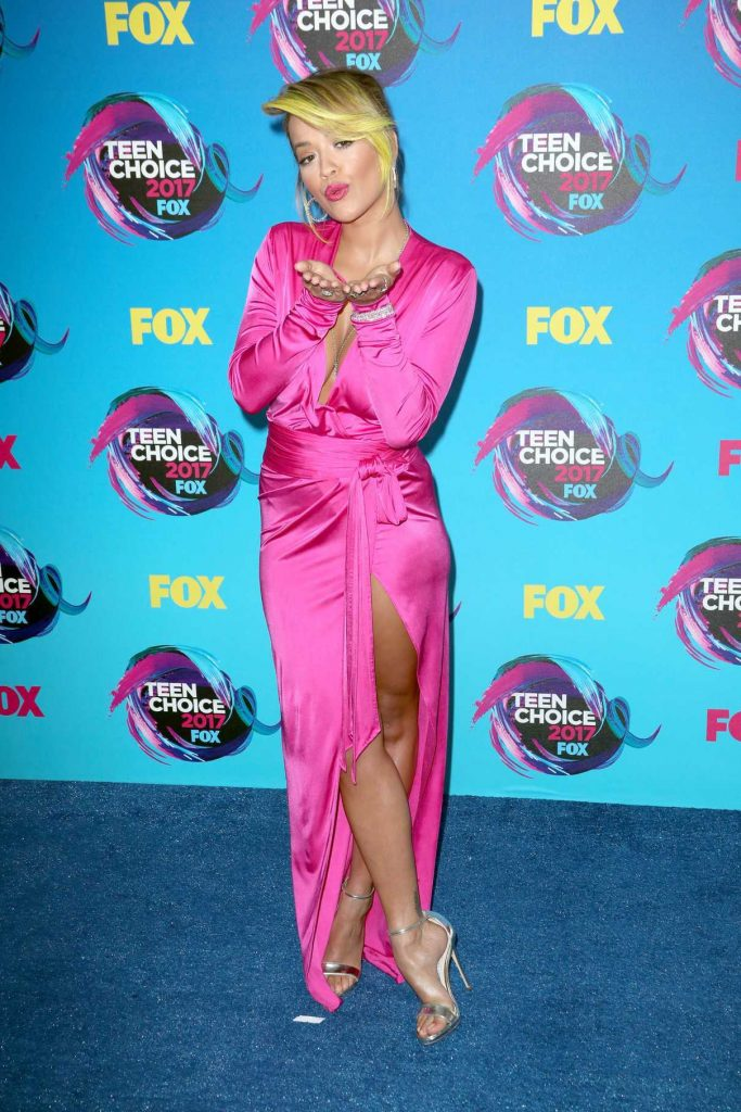 Rita Ora at 2017 Teen Choice Awards in Los Angeles 08/13/2017-1