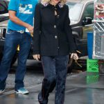 Rita Ora Leaves Good Morning America in New York City 08/07/2017-3