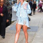 Rita Ora Was Seen Out in New York 08/08/2017-4