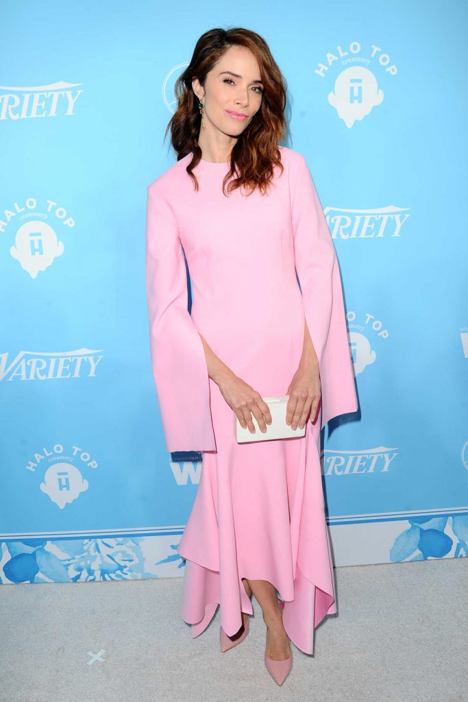 Abigail Spencer at the Variety and Women in Film Emmy Nominee Celebration in Los Angeles 09/15/2017-1