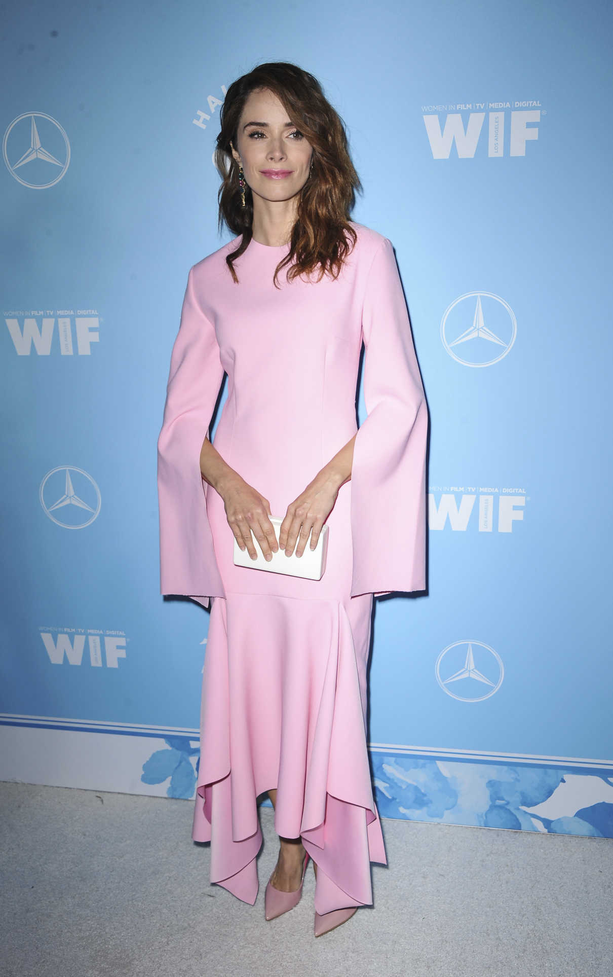 Abigail Spencer at the Variety and Women in Film Emmy Nominee Celebration in Los Angeles 09/15/2017-2