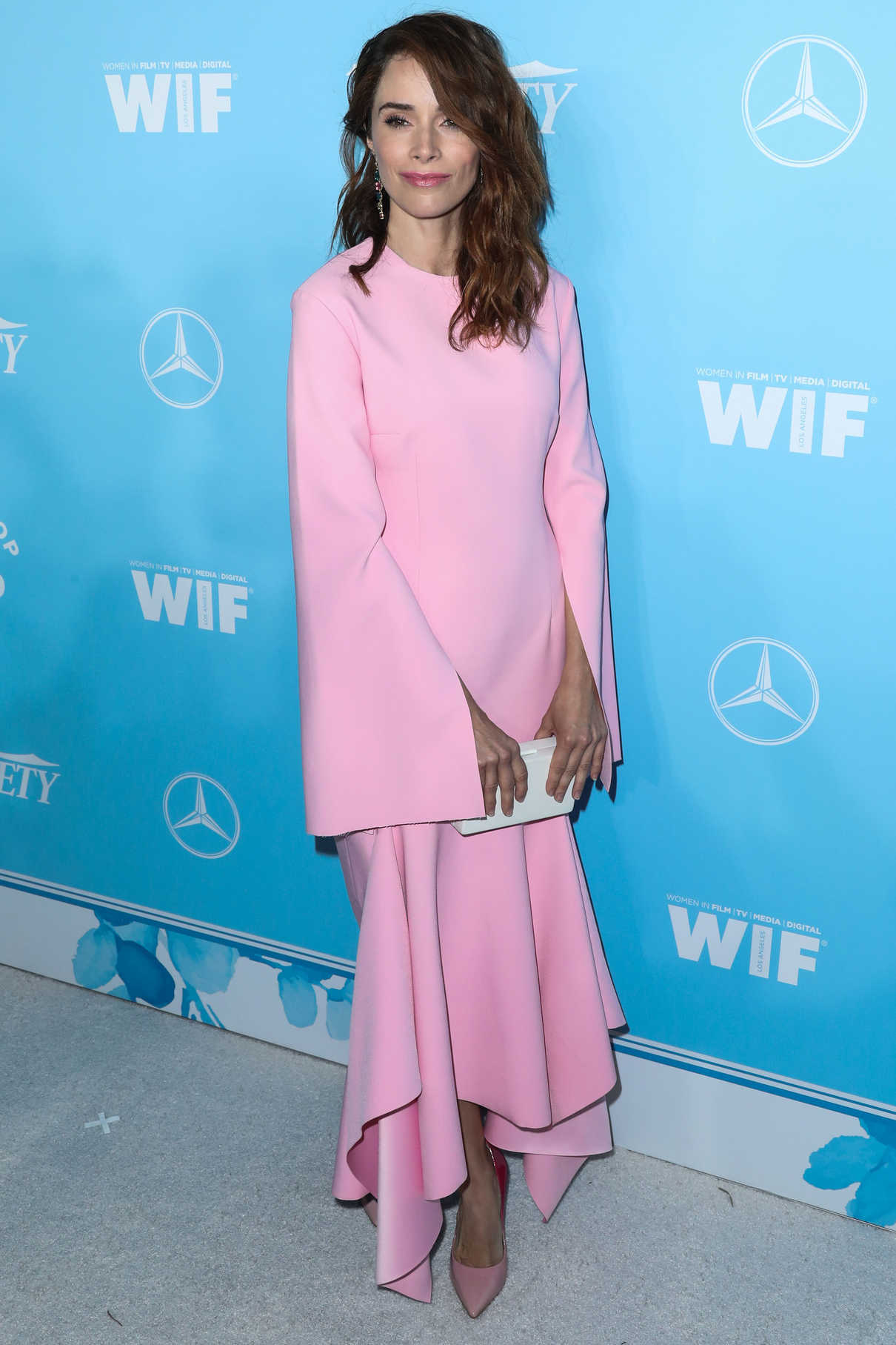 Abigail Spencer at the Variety and Women in Film Emmy Nominee Celebration in Los Angeles 09/15/2017-3