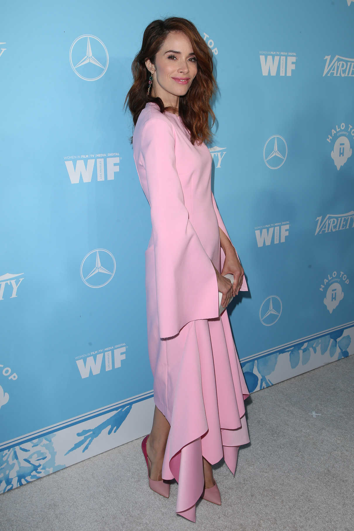 Abigail Spencer at the Variety and Women in Film Emmy Nominee Celebration in Los Angeles 09/15/2017-4