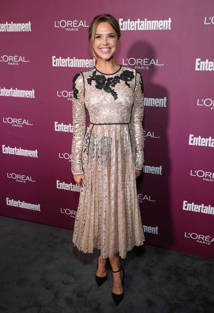 Arielle Kebbel at the 2017 Entertainment Weekly Pre-Emmy Party in West Hollywood 09/15/2017-1
