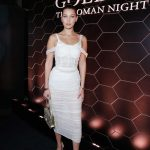 Bella Hadid at Bulgari Goldea the Roman Night Fragrance Launch Party During NYFW in NYC 09/06/2017-2