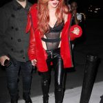 Bella Thorne Leaves Mert and Marcus Book Launch in NYC 09/08/2017-2