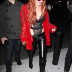 Bella Thorne Leaves Mert and Marcus Book Launch in NYC 09/08/2017-3