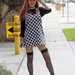 Bella Thorne Shows off Her Legs in Hollywood 09/19/2017-2