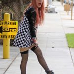 Bella Thorne Shows off Her Legs in Hollywood 09/19/2017-3