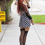 Bella Thorne Shows off Her Legs in Hollywood 09/19/2017-4