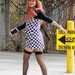 Bella Thorne Shows off Her Legs in Hollywood 09/19/2017-5