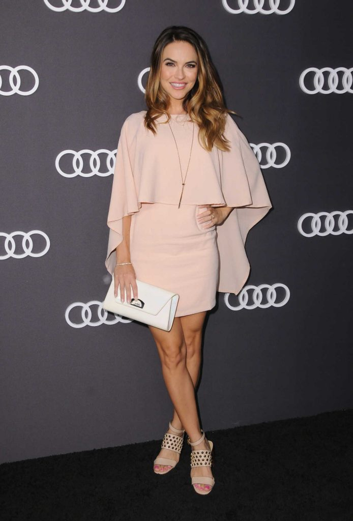 Chrishell Stause at Audi Emmy Party in Los Angeles 09/14/2017-1