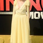Constance Wu at The LEGO Ninjago Movie Premiere in Westwood 09/16/2017-3