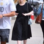 Elle Fanning Was Seen Out in NYC 09/07/2017-3