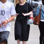 Elle Fanning Was Seen Out in NYC 09/07/2017-4