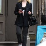 Elle Fanning Was Seen Out in NYC 09/18/2017-2