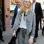 Elle Fanning Was Seen Out in Toronto 09/10/2017-3