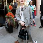 Elle Fanning Was Seen Out in Toronto 09/10/2017-4