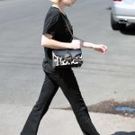 Emma Roberts Goes Shopping on Melrose Place in West Hollywood 09/22/2017-3
