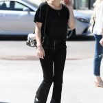 Emma Roberts Goes Shopping on Melrose Place in West Hollywood 09/22/2017-4