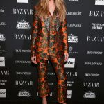 Gigi Hadid at Harper's Bazaar ICONS Party During New York Fashion Week 09/08/2017-2