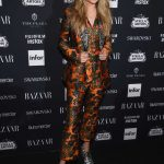 Gigi Hadid at Harper's Bazaar ICONS Party During New York Fashion Week 09/08/2017-3