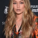 Gigi Hadid at Harper's Bazaar ICONS Party During New York Fashion Week 09/08/2017-5
