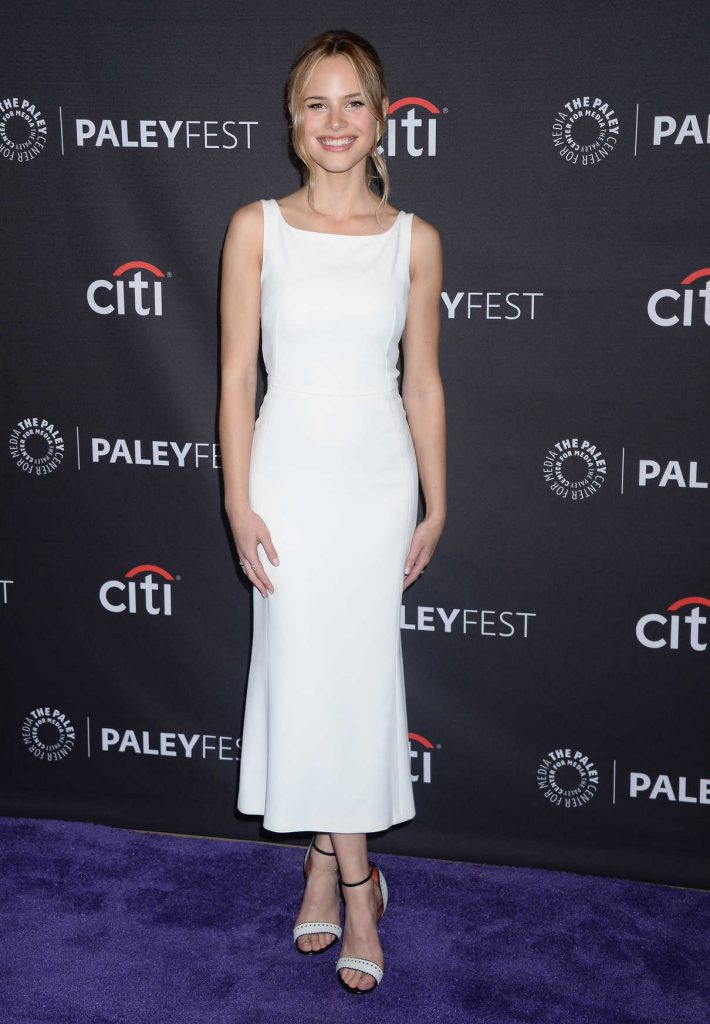 Halston Sage at The Orville Screening During the 11th Annual PaleyFest in Beverly Hills 09/13/2017-1