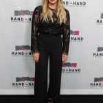 Hilary Duff at the Hand in Hand: A Benefit for Hurricane Harvey Relief in Los Angeles 09/12/2017-2