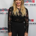 Hilary Duff at the Hand in Hand: A Benefit for Hurricane Harvey Relief in Los Angeles 09/12/2017-3