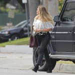 Hilary Duff Goes Shopping in West Hollywood 09/13/2017-2