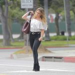 Hilary Duff Goes Shopping in West Hollywood 09/13/2017-3